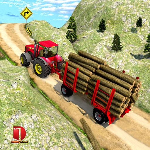 Drive Tractor trolley Offroad Cargo- Free 3D Games 2.0.26 MOD Unlimited Money Download