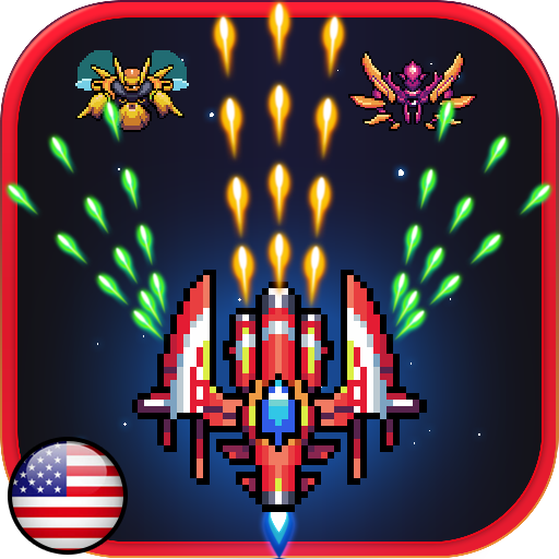 Falcon Squad Galaxy Attack – Free shooting games 62.5 MOD Unlimited Money Download