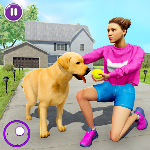 Family Pet Dog Home Adventure Game 1.2.6 MOD Unlimited Money Download