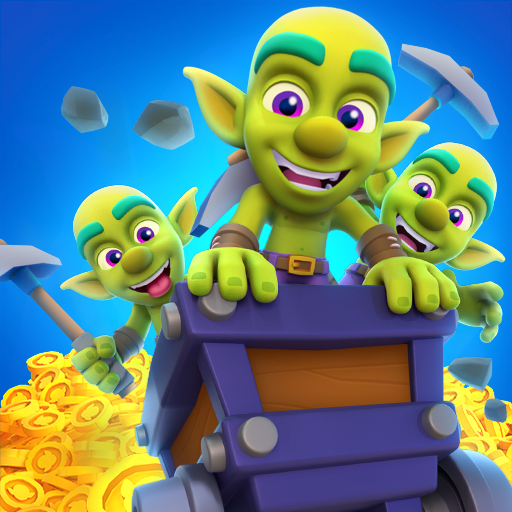 Gold and Goblins Idle Miner 1.1.1 MOD Unlimited Money Download