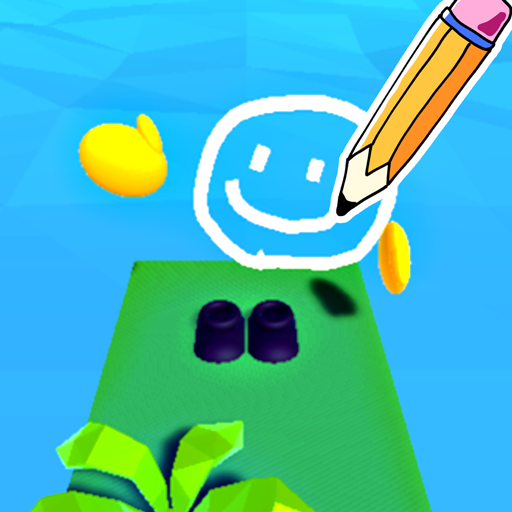 Idle Draw Earth 0.2.3 MOD Unlimited Money Download