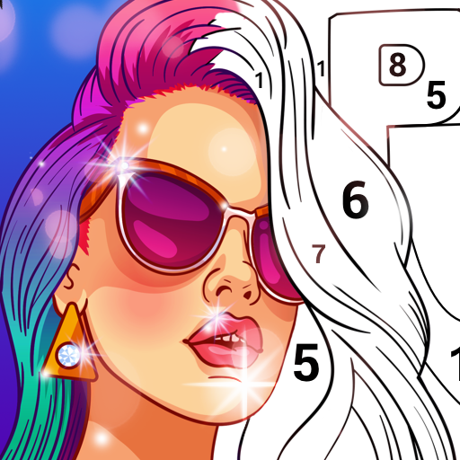 No.Paint – Relaxing Coloring games 2.2.2 MOD Unlimited Money Download