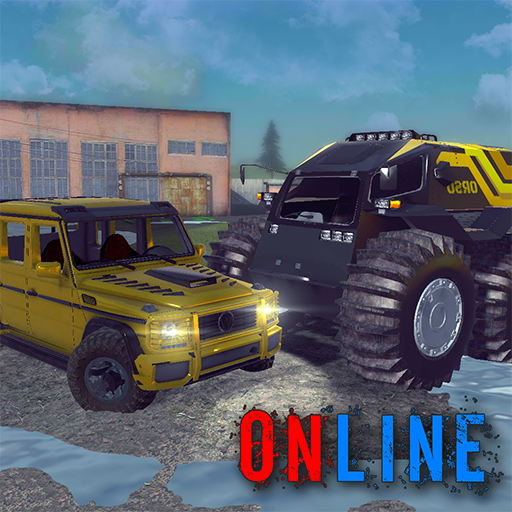 Offroad Simulator Online 8×8 4×4 off road rally 2.5.4 MOD Unlimited Money Download