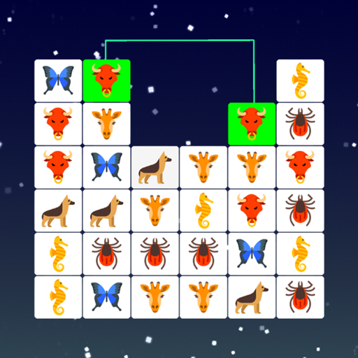 Pet Connect Puzzle – Animals Pair Match Relax Game 4.6.1.1 MOD Unlimited Money Download