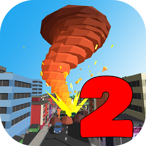 Tornado.io 2 – The Game 3D 1.9.2 MOD Unlimited Money Download