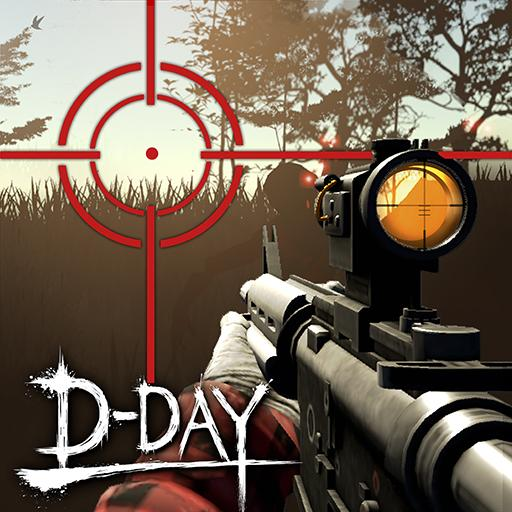 Zombie Hunter D-Day 1.0.805 MOD Unlimited Money Download