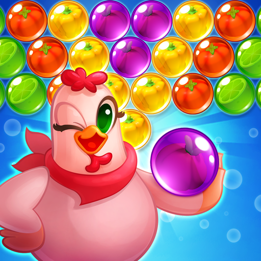 Bubble CoCo Bubble Shooter 1.8.7.0 MOD Unlimited Money Download