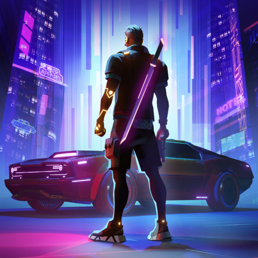 Cyberika Action Cyberpunk RPG 0.9.2-rc139 MOD Unlimited Money Download