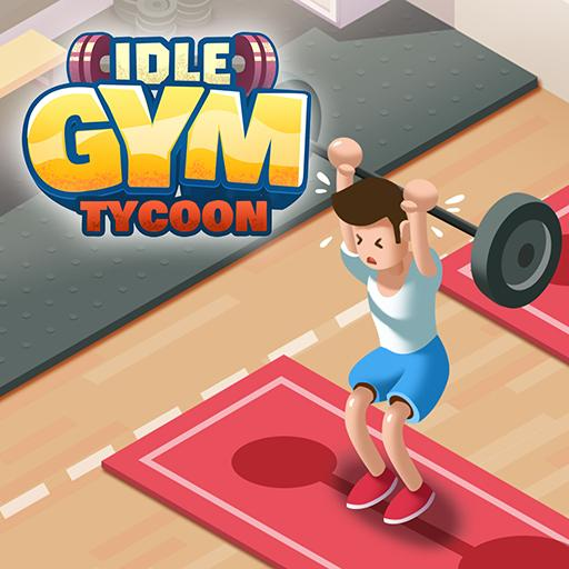 Idle Fitness Gym Tycoon – Workout Simulator Game 1.5.4 MOD Unlimited Money Download