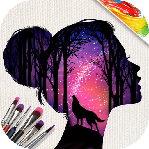 Silhouette Art 1.1.0 MOD Unlimited Money Download