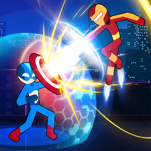Stickman Fighter Infinity – Super Action Heroes 1.1.5 MOD Unlimited Money Download