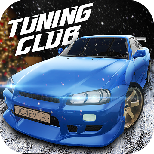 Tuning Club Online 0.3440 MOD Unlimited Money Download