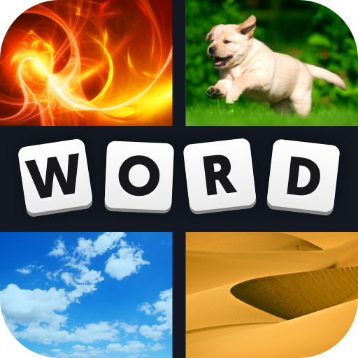 4 Pics 1 Word 60.8.8 MOD Unlimited Money Download