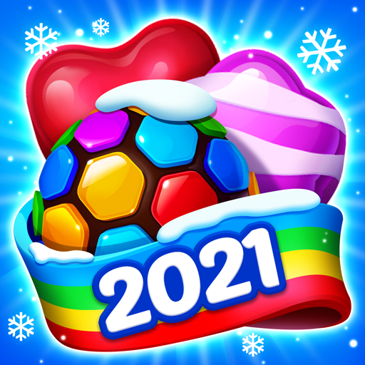 Candy Smash Mania 9.2.5039 MOD Unlimited Money Download
