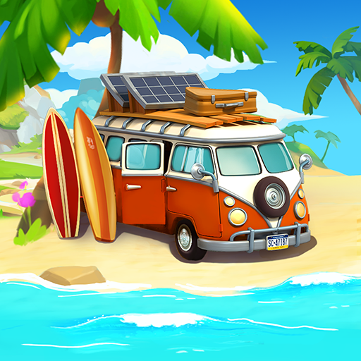 Funky Bay – Farm Adventure game 40.1.23 MOD Unlimited Money Download