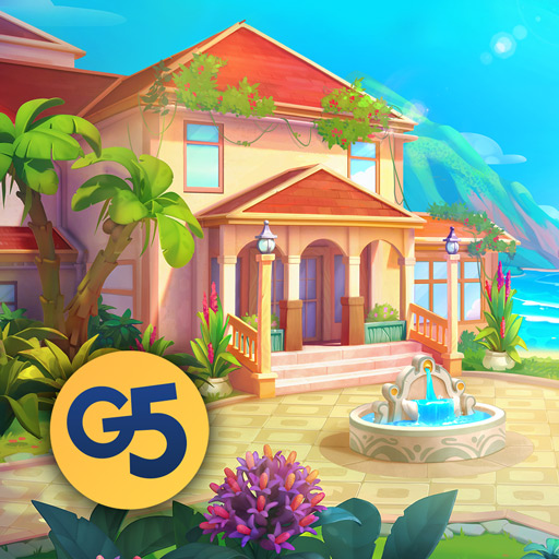 Hawaii Match-3 Mania Home Design Matching Puzzle 1.9.901 MOD Unlimited Money Download