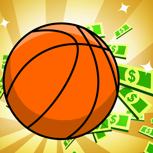 Idle Five Basketball 1.4.2 MOD Unlimited Money Download