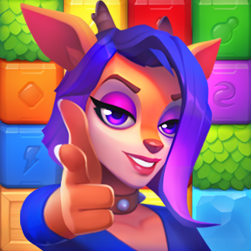 Rumble Blast 3 in a Row Best Match 3 Games 1.8 MOD Unlimited Money Download