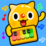 Baby Piano For Toddlers Kids Music Games 1.4 MOD Unlimited Money Download