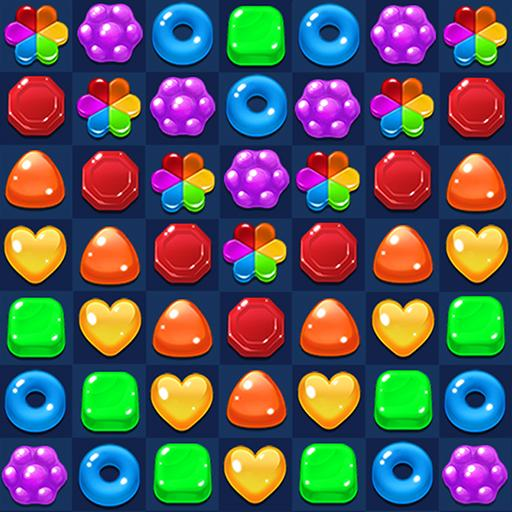Candy Sweet Pop Cake Swap Match 1.6.6 MOD Unlimited Money Download