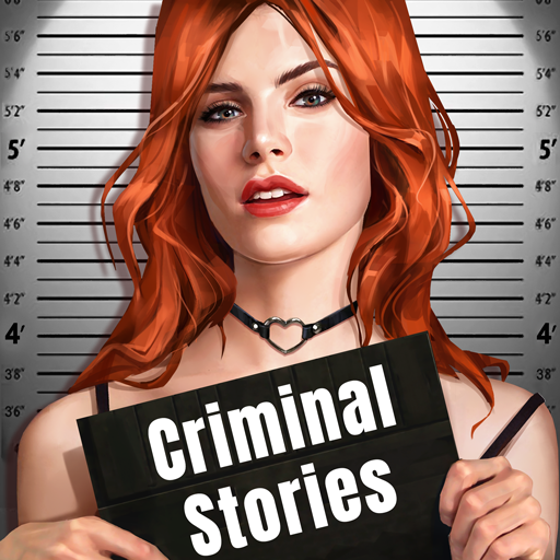 Criminal Stories Detective games with choices 0.2.5 MOD Unlimited Money Download