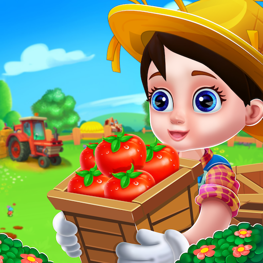 Farm House – Farming Games for Kids 4.5 MOD Unlimited Money Download