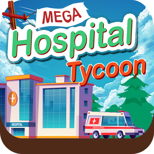Idle Mega Hospital Tycoon – Hospital Builder Game 1.2.6 MOD Unlimited Money Download