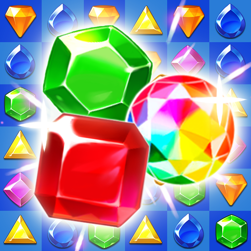Jewels Forest Match 3 Puzzle 91 MOD Unlimited Money Download