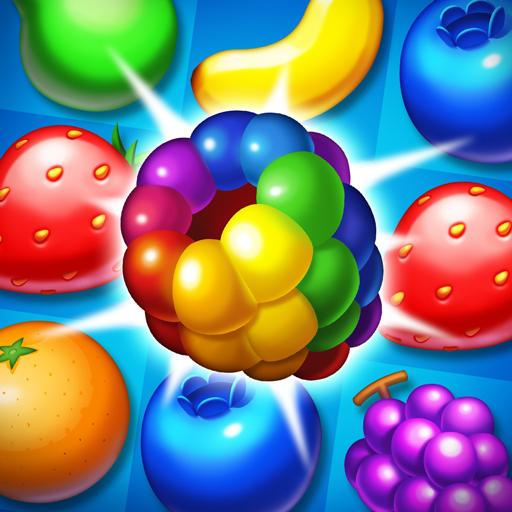 Juice Pop Mania Free Tasty Match 3 Puzzle Games 4.2.6 MOD Unlimited Money Download