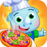 Pizzeria for kids MOD Unlimited Money Download