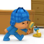 Pocoyo and the Mystery of the Hidden Objects MOD Unlimited Money Download