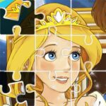 Princess Puzzles and Painting MOD Unlimited Money Download