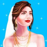 Real wedding stylist makeup games for girls 2020 1.0.10 MOD Unlimited Money Download