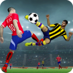 Soccer Games Hero Play Football Game Tournament MOD Unlimited Money Download