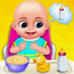 Sweet Baby Care Games Dress Up Games MOD Unlimited Money Download