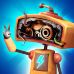 Tiny Robots Recharged MOD Unlimited Money Download