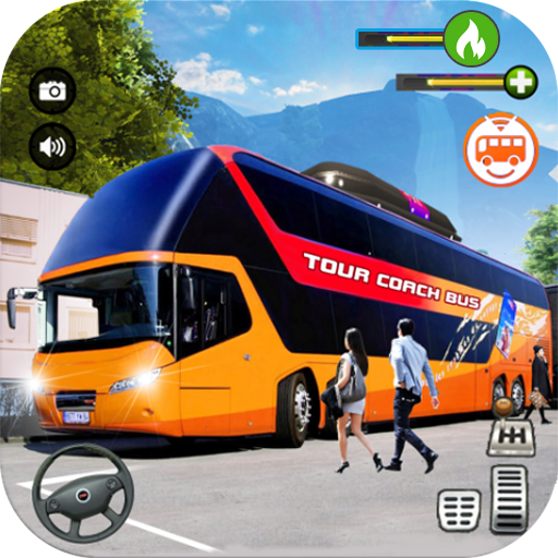 Tourist Coach Highway Driving 1.0.6 MOD Unlimited Money Download