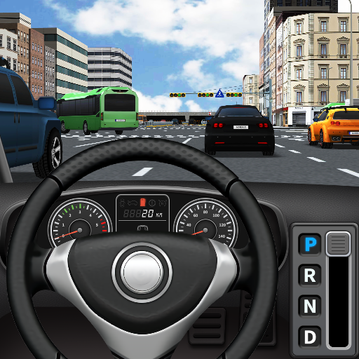 Traffic and Driving Simulator 1.0.7 MOD Unlimited Money Download