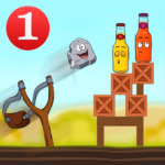 Bottle Shooting 2021 New Game 2021- Games 2021 MOD Unlimited Money Download