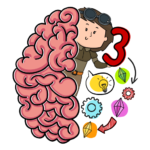 Brain Test 3 Tricky Quests Adventures MOD Unlimited Money Download