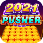 Coins Pusher – Lucky Slots Dozer Arcade Game MOD Unlimited Money Download