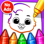 Drawing Games Draw Color For Kids MOD Unlimited Money Download