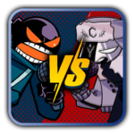 FNF Friday Night Funny Mod Vs Mod Whitty Vs Ruv MOD Unlimited Money Download