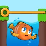 Fish Pin – Water Puzzle Pull Pin Puzzle MOD Unlimited Money Download