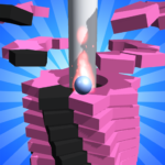 Helix Stack Jump Fun Free Addicting Ball Puzzle MOD Unlimited Money Download
