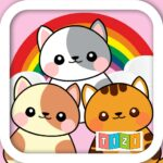 My Cat Town – Free Pet Games for Girls Boys MOD Unlimited Money Download
