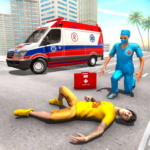 Police Ambulance Games Emergency Rescue Simulator MOD Unlimited Money Download