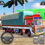 Real Mountain Cargo Truck Uphill Drive Simulator MOD Unlimited Money Download