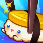 Tap Tap Sushi MOD Unlimited Money Download