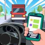 Text And Drive MOD Unlimited Money Download